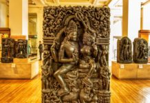 Indian treasures at British museum.