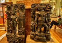Indian treasures in British museum London.
