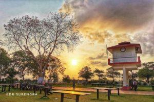 Morning at Vijayawada club
