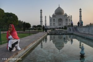 Taj Mahal calling