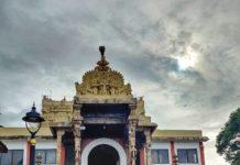 Sri Padmanabha Swamy temple, Thiruvananthapuram, Kerala.