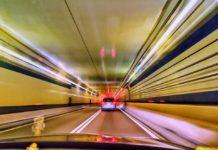 Tunnel view - Callahan