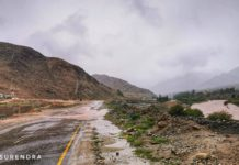 Independence Quatro drive - day6- Leh Manali road