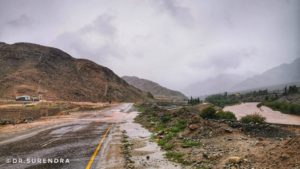 Independence Quatro drive - day6- Leh Manali road