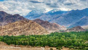 Ladakh is unique