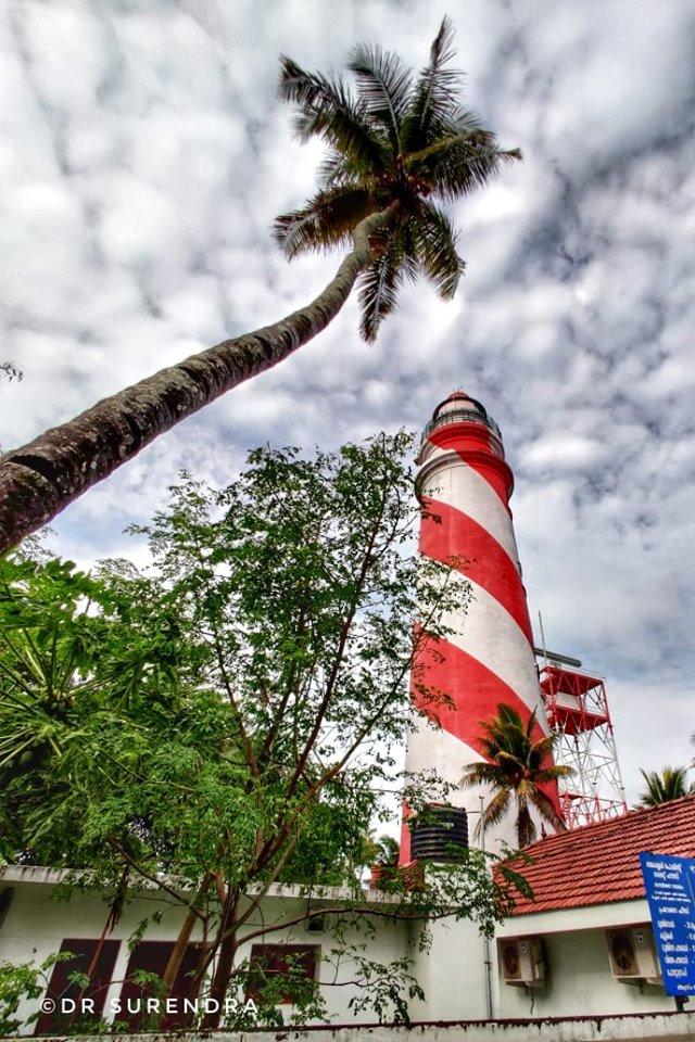 Lighthouse at Kollam