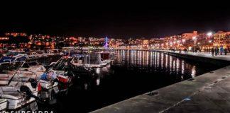 Çanakkale by night