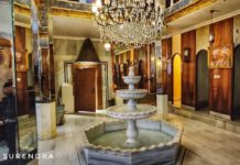 Hamam or Turkish bath