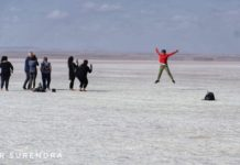 Tuz Golu or Salt Lake