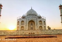 Tajmahal - a must visiting place