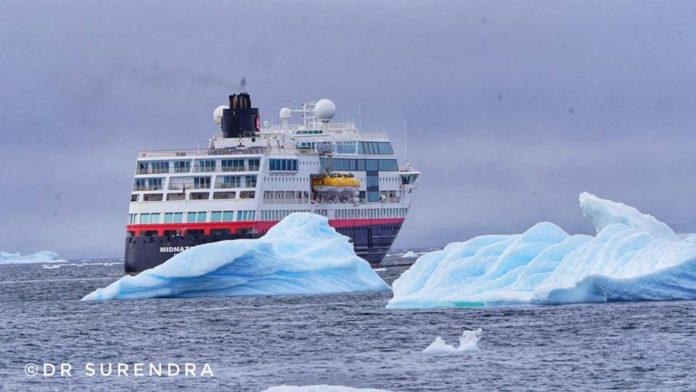 *Antarctica - the Mystery *