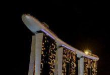 Skypark - the observation deck