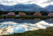 Camping at Nubra