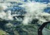 Drive through the clouds