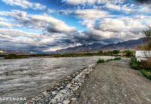 Indus river camp, Leh Ladakh