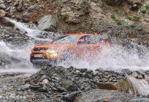 Independence Quatro drive - Rains bring