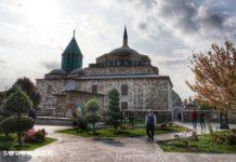 Mevlana museum, Konya, Turkey