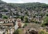 The ghost town of Kayakoy, near Fethiye, Turkey