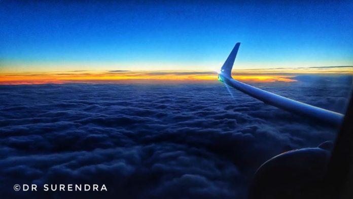 Twilight over Turkey