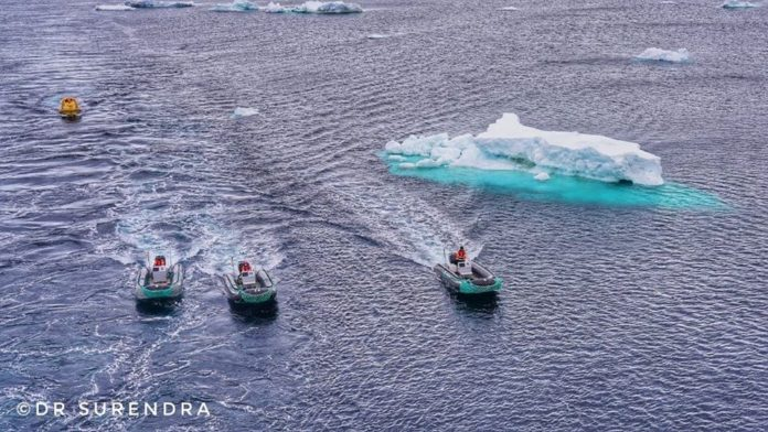 Restriction on tourism in Antarctica