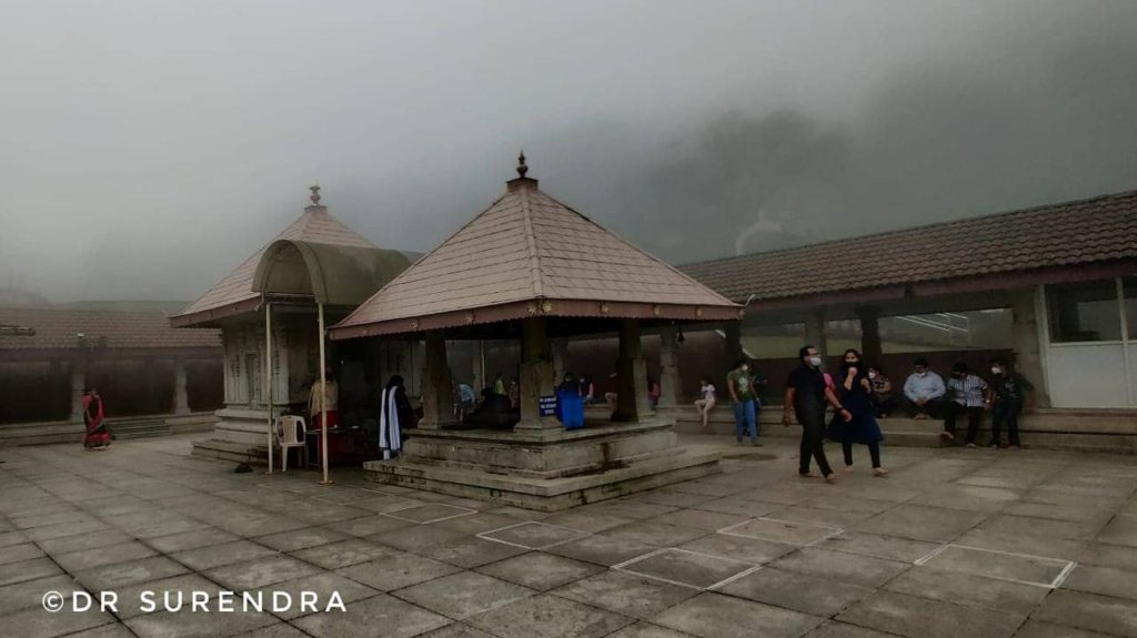 A misty day at Tala Kaveri