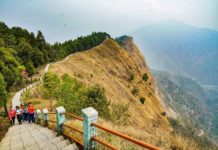 Tarey bhir view point