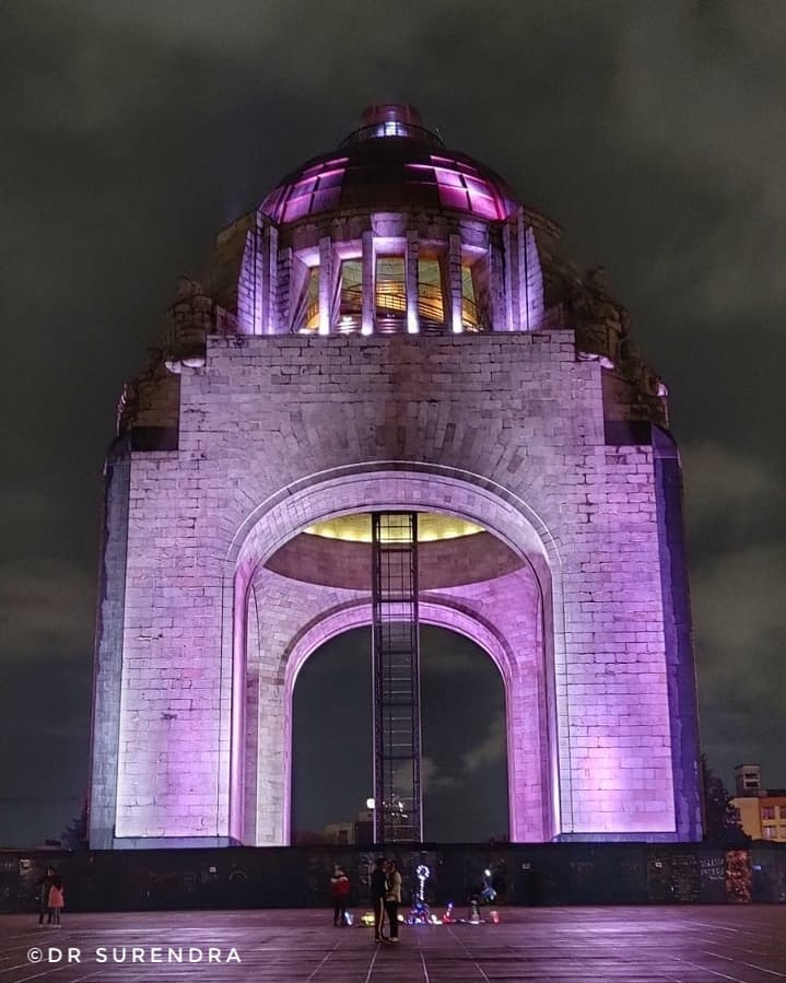 Monument to the Revolution, Mexico