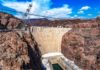 *My Picture of the day* Hoover dam - an engineering marvel built in 1931 on Colarado river between Nevada and Arizona states of USA. It is a concrete arch multipurpose dam, 726 feet high and created a man made reservoir of 640 sq.kms. ***** *Dr.Surendra* — in Hoover Dam, Arizona