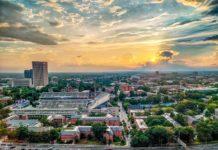 *My Picture of the day* Evening scene at Atlanta Georgia US. ***** *Dr.Surendra* — in Atlanta, Georgia