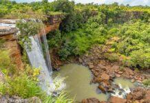 Tamda Ghumar waterfall,